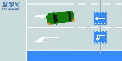 科目一考试题库第1章:道路交通安全法律、法规和规章插图(9)