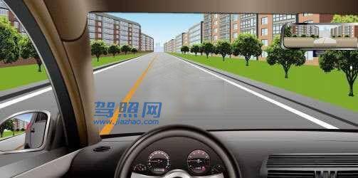 驾照考试科目一_2020科目一模拟考试_驾照科目一模拟考试插图(54)