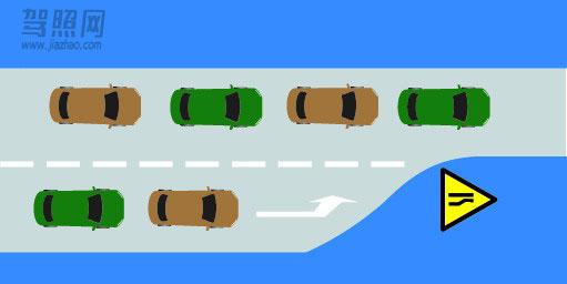 科目一考试题库第1章:道路交通安全法律、法规和规章插图(16)
