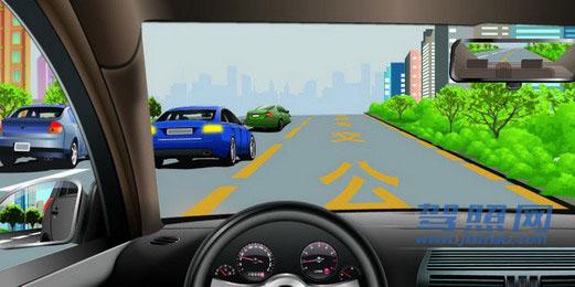 科目一考试题库第1章:道路交通安全法律、法规和规章插图(17)