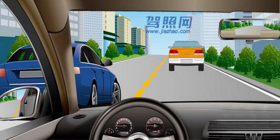 科目一考试题库第1章:道路交通安全法律、法规和规章插图(8)