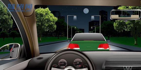 驾照考试科目一_2020科目一模拟考试_驾照科目一模拟考试 - 学车网插图(36)