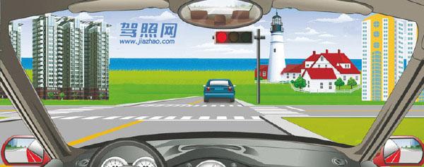 车轮考驾照科目一理论考试题插图(35)