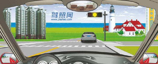 车轮考驾照科目一理论考试题插图(40)
