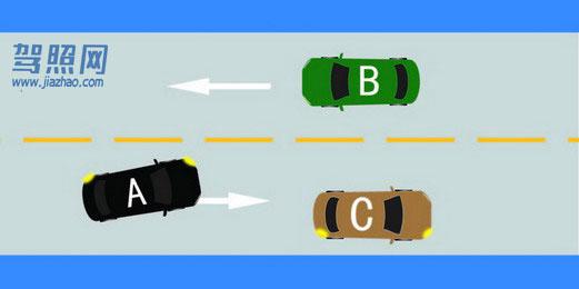 科目一考试题库第1章:道路交通安全法律、法规和规章插图(6)