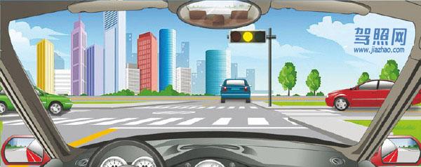驾照考试科目一_2020科目一模拟考试_驾照科目一模拟考试插图(53)
