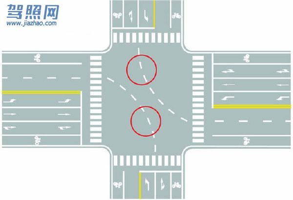 2020科目一基础理论知识考试题库—交通信号插图(82)