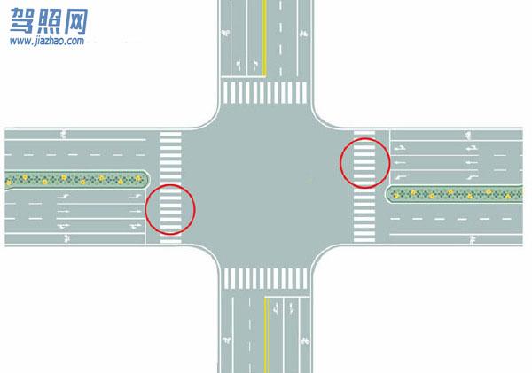 2020科目一基础理论知识考试题库—交通信号插图(78)