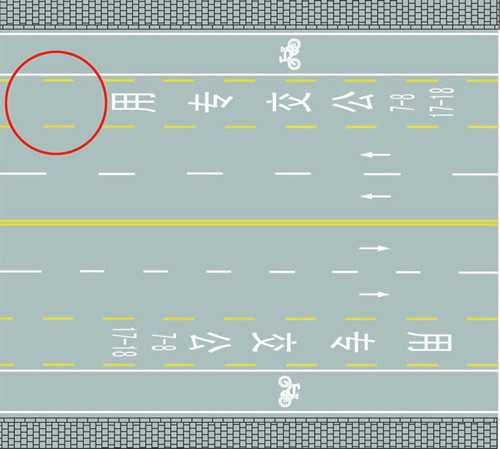 2020科目一基础理论知识考试题库—交通信号插图(39)