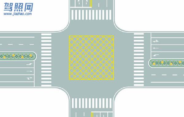 2020科目一基础理论知识考试题库—交通信号插图(40)