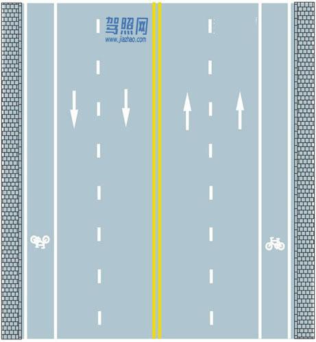 2020科目一基础理论知识考试题库—交通信号插图(52)