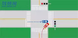 2020科目一基础理论知识考试题库—交通信号插图(1)