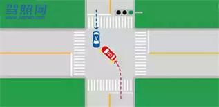 2020科目一基础理论知识考试题库—交通信号插图