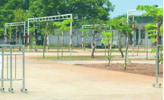 海南海政驾校