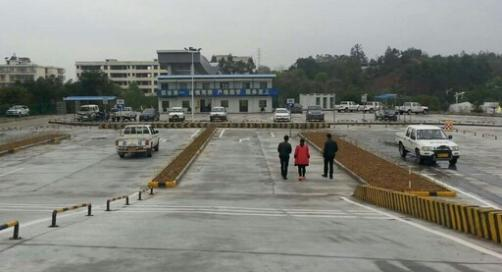 深圳粤广驾校