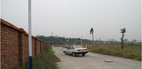荆州兴成驾校
