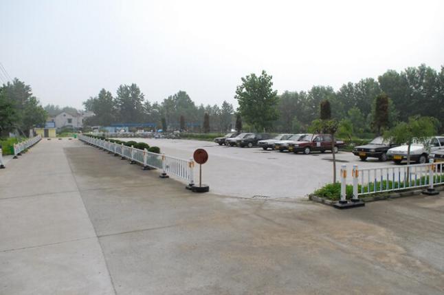扬州驾校考场平面图