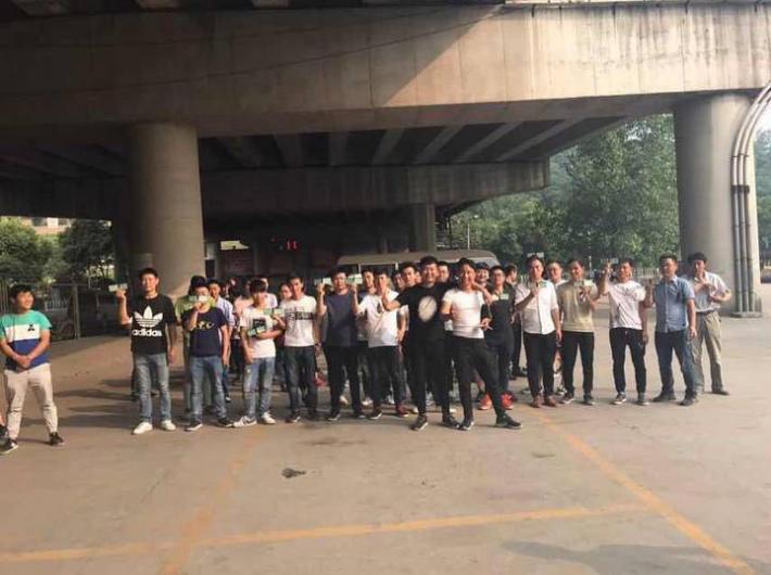 上海菁华驾校