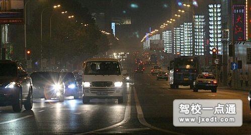 夜间路考注意事项_夜间行车注意事项|经验交流 - 驾照网
