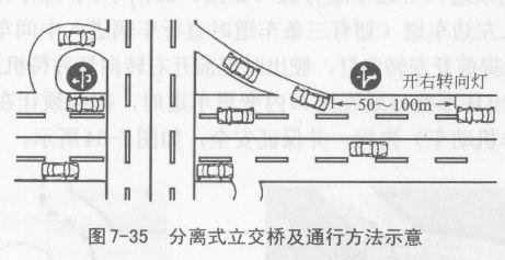 安全通过立交桥的注意事项有哪些?图片