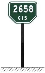 交通标识牌图解_沿线信息指引标志_指路标志图片大全_指路标志图解-交通安全 ...